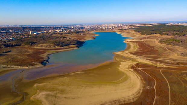 Глава Крыма заявил об отсутствии острой фазы с дефицитом воды