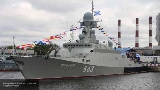 Женский экипаж впервые сформировали на Черноморском флоте