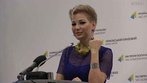 Мария поет, а все жрут: Шарий высмеял новую жизнь Максаковой в Киеве