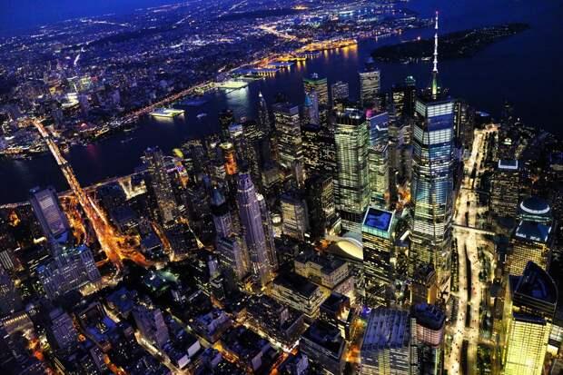 Специалисты предсказали крах нью-йоркским небоскребам