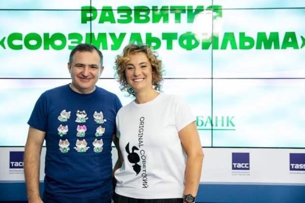 """Малыши в опасности: Гера Греф прикупил себе """"Союзмультфильм"""""""