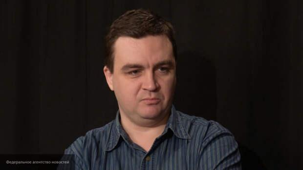 Александр Роджерс: Украина сегодня — это бесправная колония