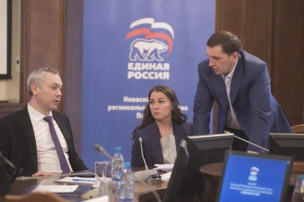 Новосибирская радикальная оппозиция решила заняться областью