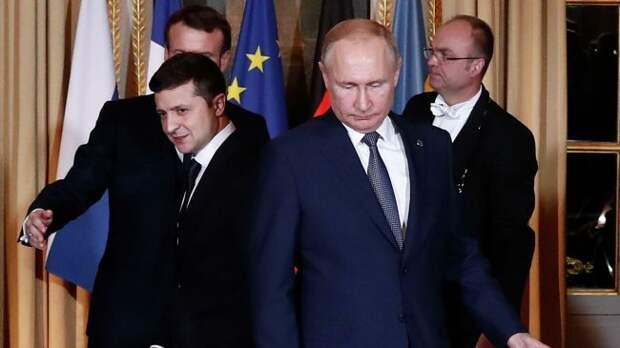 «Босс в лице Путина»: зачем Зеленский настойчиво ищет встречи с российским лидером