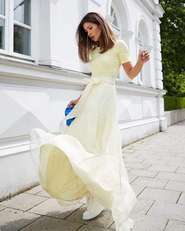 Модные образы в пастельных тонах лета: 10 прекрасных идей