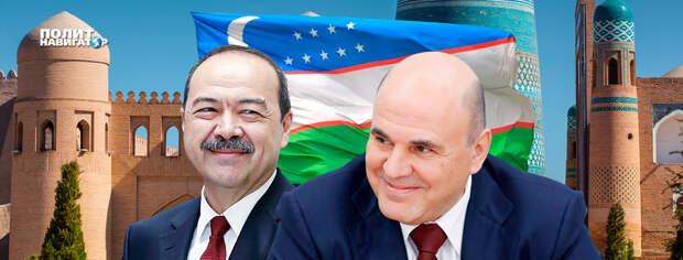 Визит узбекского премьера Абдуллы Арипова в Москву 22 июня был знаковым во всех отношениях....