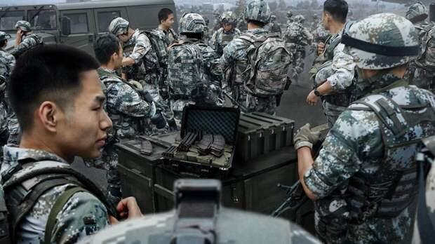 США испугались высокотехнологичных военных разработок Китая