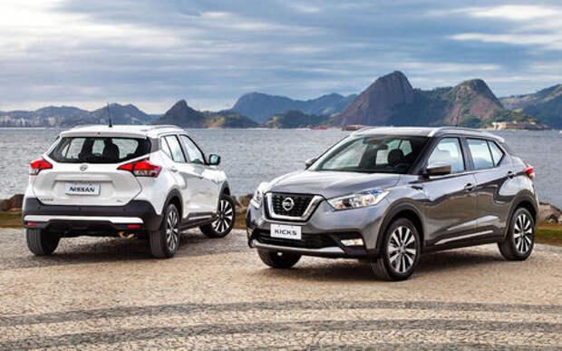 Nissan Kicks может пойти в России по стопам Каптюра