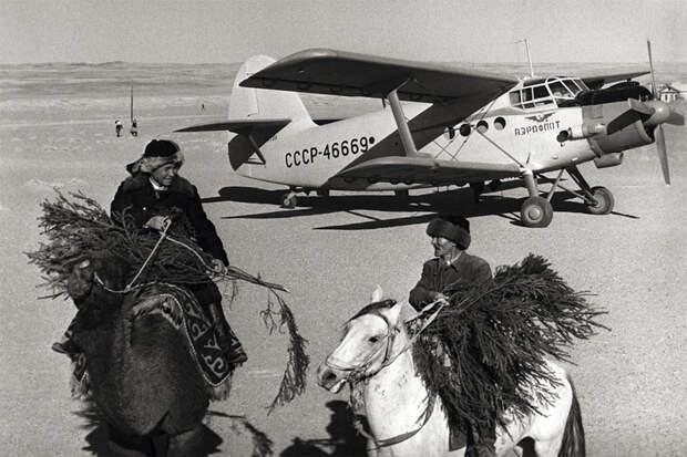 Новый год в СССР 1960-е