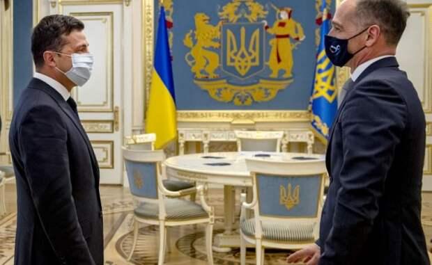 Берлин отказал Киеву в оружейных поставках