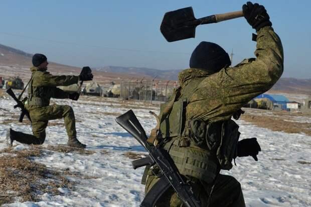Новобранцы получат азы боевой подготовки спецподразделений