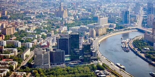 Москва попала в топ-20 наиболее развитых в цифровой сфере городов