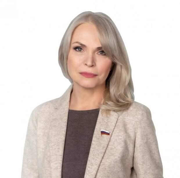 Ирина Белых. Фото: Сергей Николаев