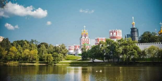 Собянин: В этом году в Москве одновременно реставрируются сотни объектов. Фото: mos.ru