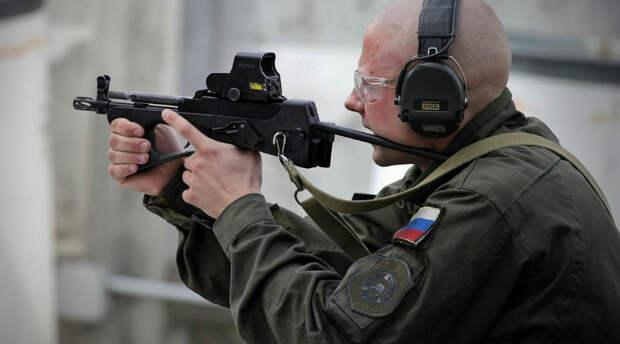 Смертельный арсенал российского спецназа