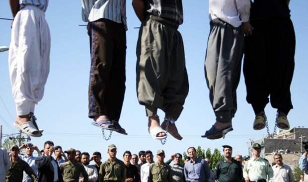 Помиловать нельзя: кого и за что казнят на Ближнем Востоке