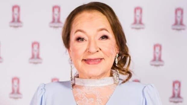 Актриса Раиса Рязанова забронировала себе место на кладбище
