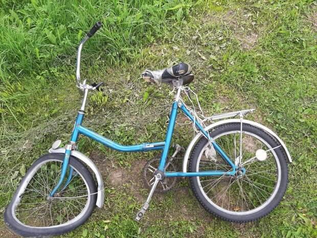 Нарушивший правила 8-летний велосипедист попал под колёса машины в Тверской области