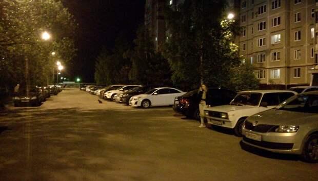 Автомобилистов попросили не парковаться на улице Молодежной в Подольске