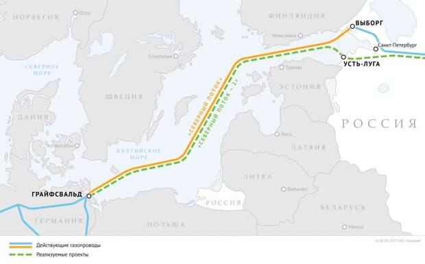 Только бизнес, или Во что превращается Украина без трубы