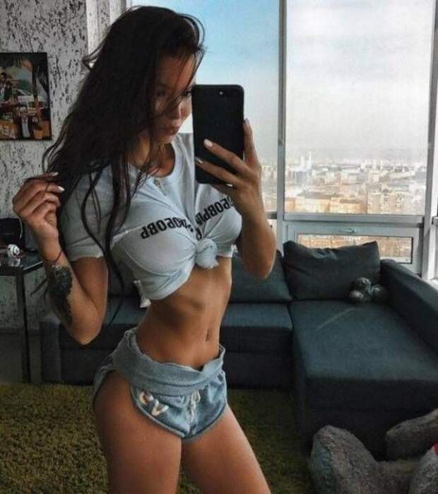 Спортивные девушки (31 фото)