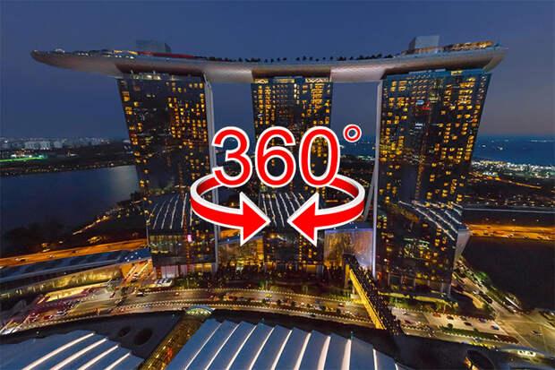 Сказочный Сингапур | Обзор на 360º