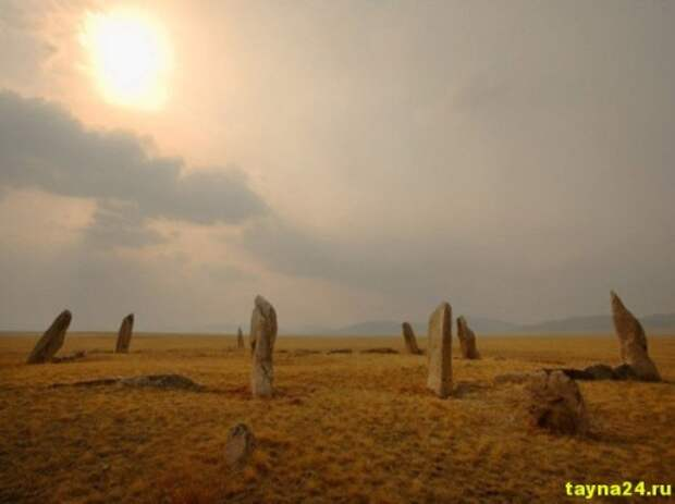 Суровые духи  и временные порталы Хакасии