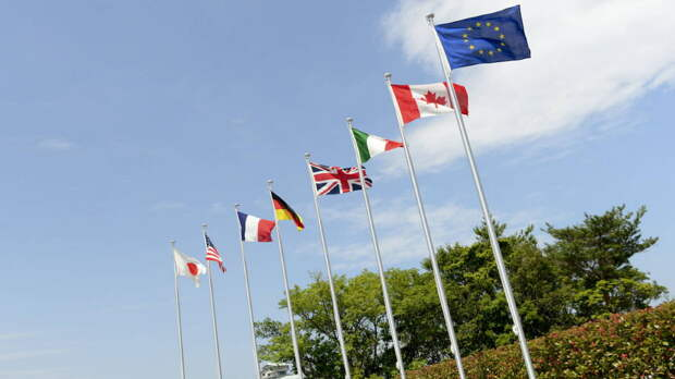 Глобальный проект в противовес Китаю договорились создать страны G7
