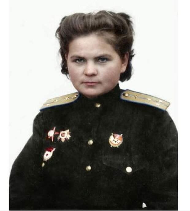 Герои великой отечественной войны в новом цвете (18 фото)