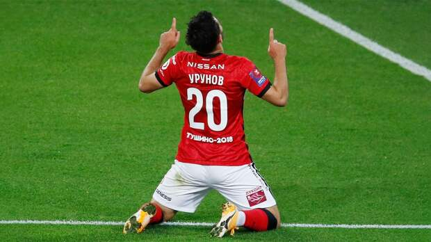 Урунов начнет подготовку к сезону со «Спартаком-2»