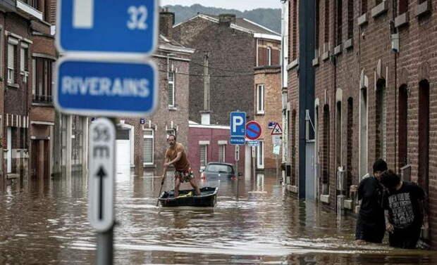 Предсказаны новые смертоносные наводнения