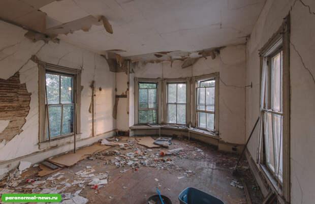 Агрессивные призраки дома Риддла