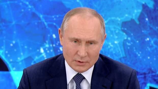 Интервью Путина американскому телеканалу покажут в преддверии саммита с Байденом