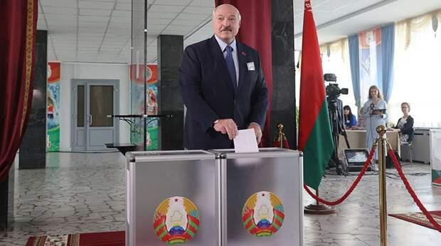 Выборы президента Белоруссии признали состоявшимися: явка превысила 54%