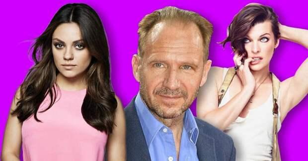 5 голливудских актеров, которые говорят по-русски