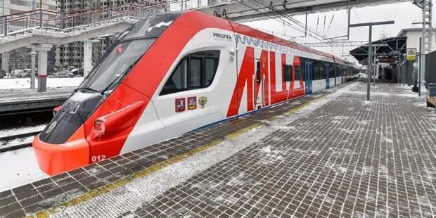 Территорию станций МЦД благоустроят в этом году