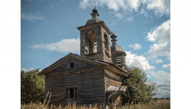 Забытые шедевры. Россия может утратить 5 тысяч памятников деревянного зодчества