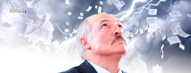 Белоруссия оказалась на грани дефолта