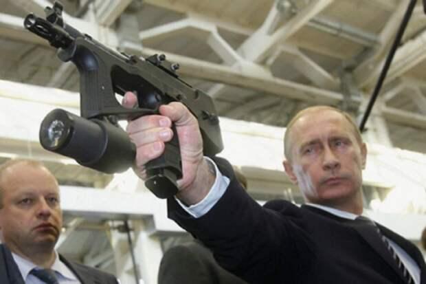 Cвященная война Путина