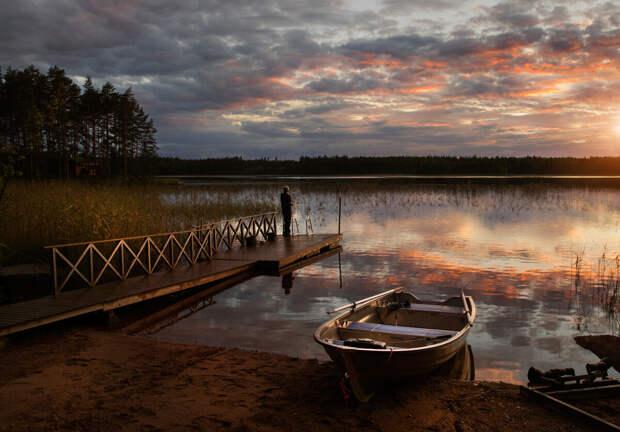 10 фотографий удивительных пейзажей