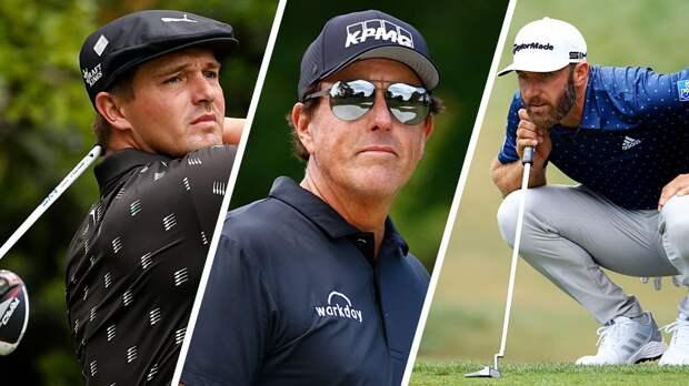 Суперлига гольфа. PGA-тур в опасности?