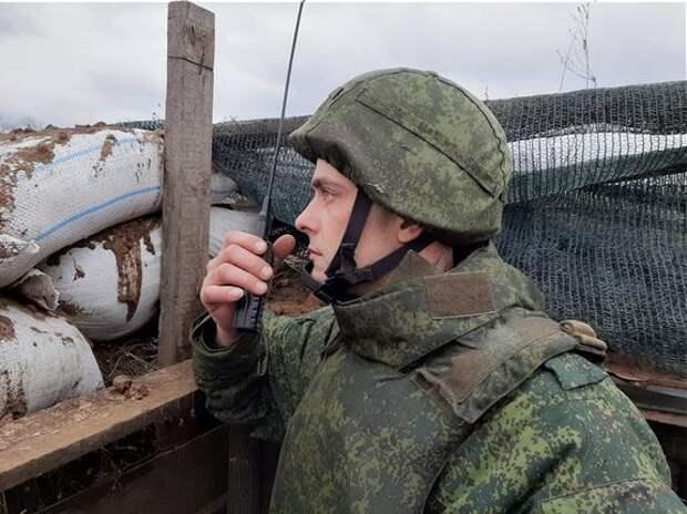 Офицер Народной милиции ЛНР Иван Филипоненко сообщил о гибели пяти ополченцев при нападении украинских диверсантов