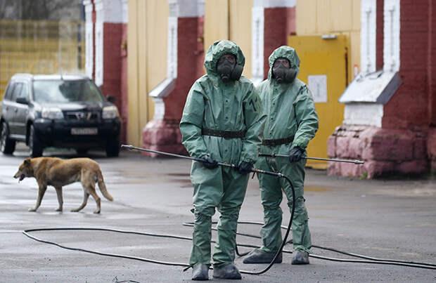 Режим повышенной готовности из-за радиации ввели под Петербургом — за пару дней до чемпионата Европы
