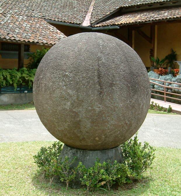 Нациогальный музей Коста-Рики.