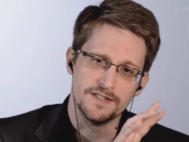 Бессрочно: Сноуден получил долгожданный вид на жительство