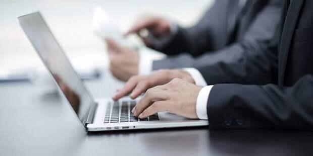 Сергунина: Включение в реестр МСП упростит бизнесу получение поддержки Фото: mos.ru