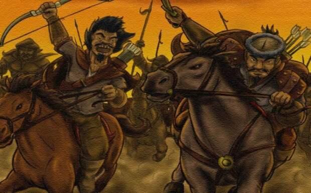 Монголо-татарское иго на Руси – выдумка паразитов из Ватикана