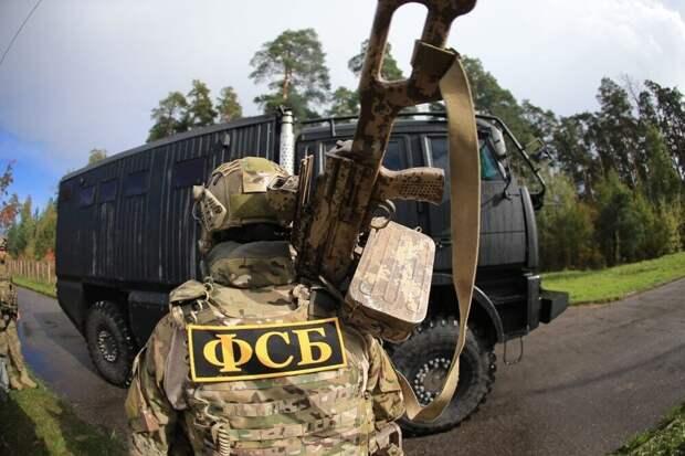 ФСБ поймала в Крыму члена банды Басаева и Хаттаба