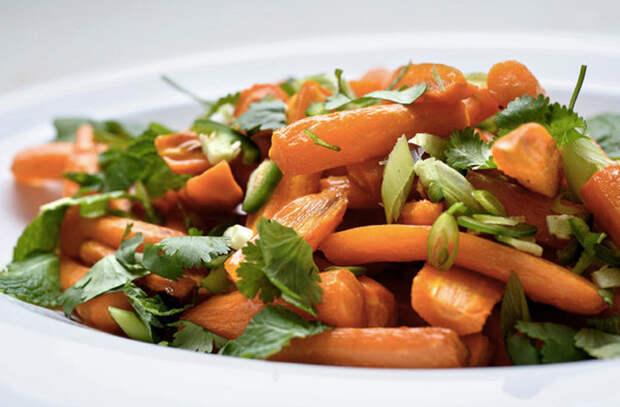 10 новых потрясающих гарниров из обычной моркови