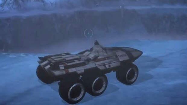 """Игроки смогут отключить улучшенное управление """"Мако"""" в ремастере Mass Effect"""